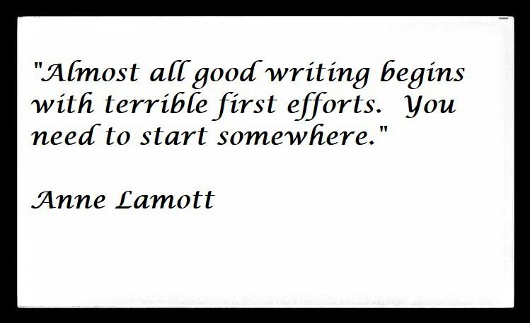 writing-start-somewhere