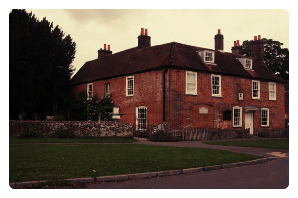 Jane-Austen-House-Museum