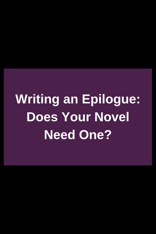 epilogue-novels