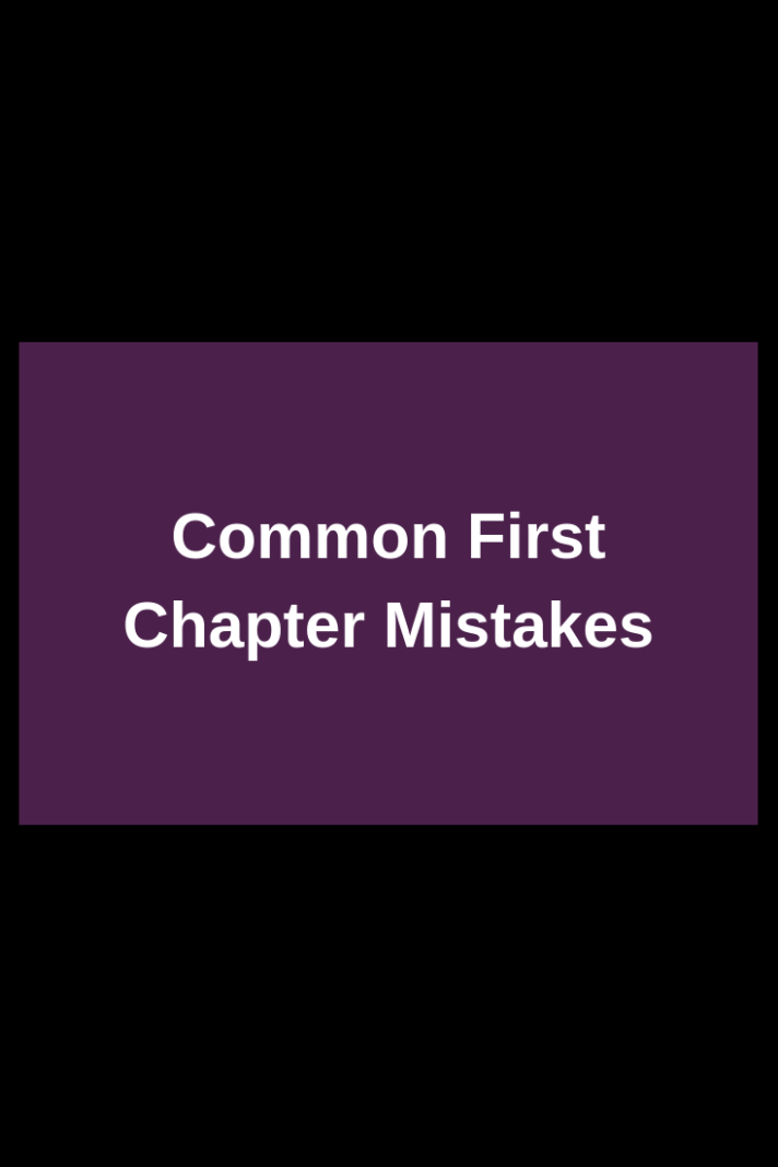 first-chapter-mistakes