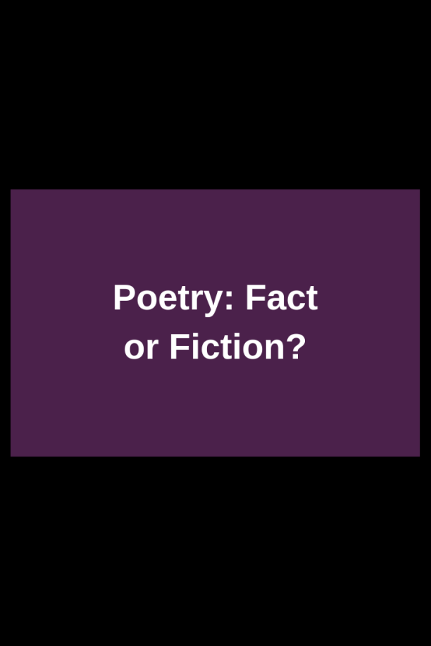 poetry-fact-fiction