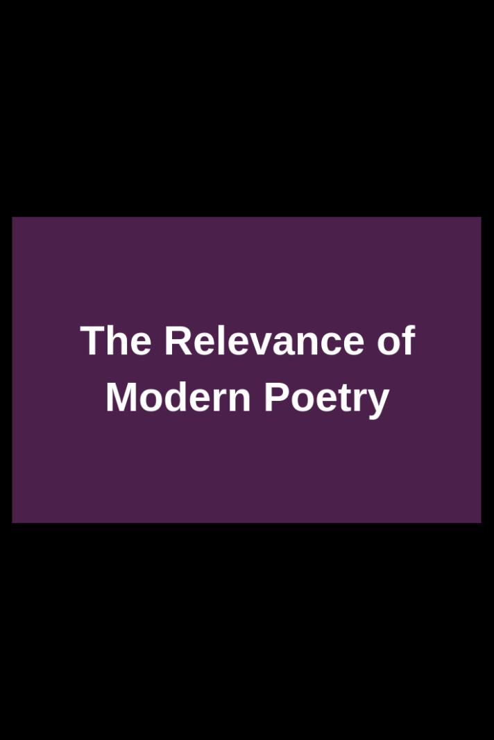 relevant-poetry