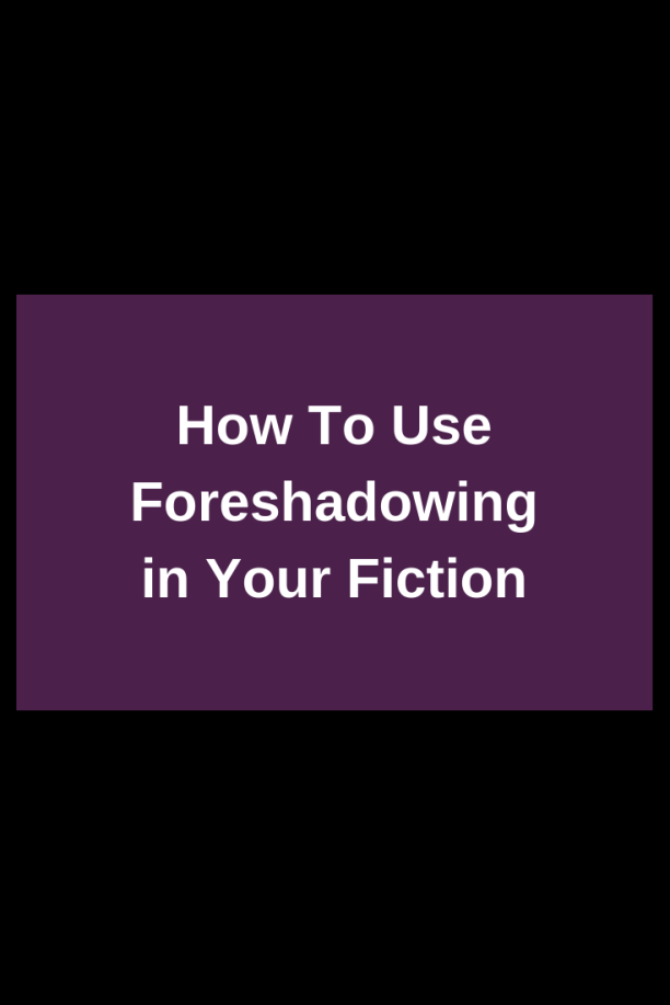 foreshadow-in-fiction