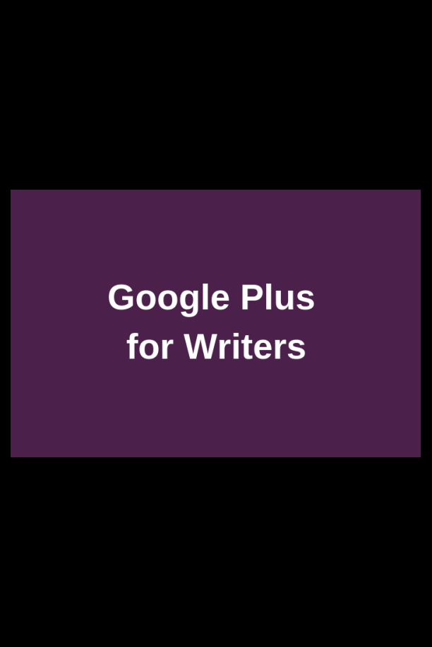 google-plus-writer