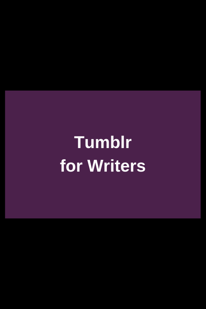 tumblr-for-writing