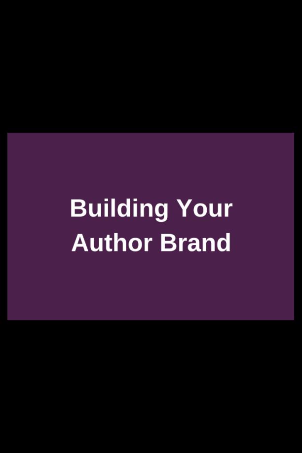 author-brand-building