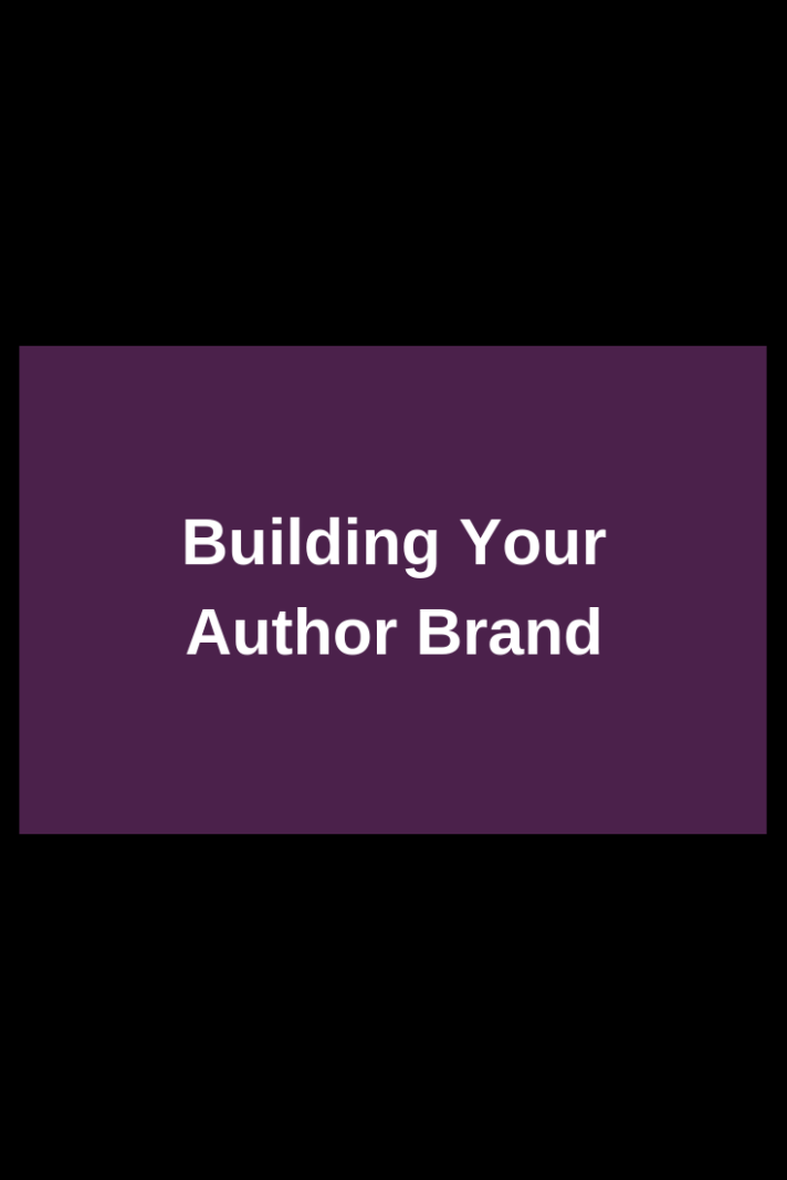 author-brand-building