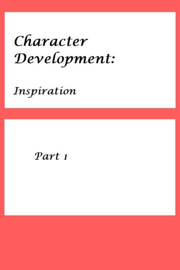 characters-development