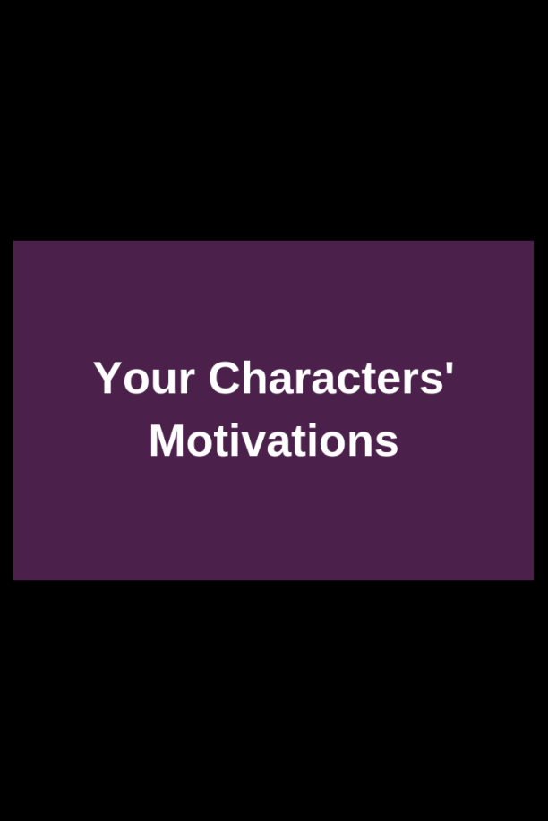 your-characters-motivations