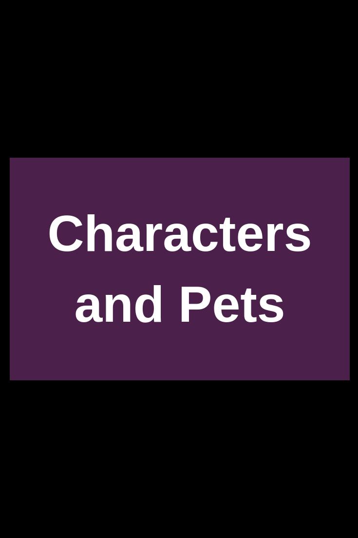 characters-pets