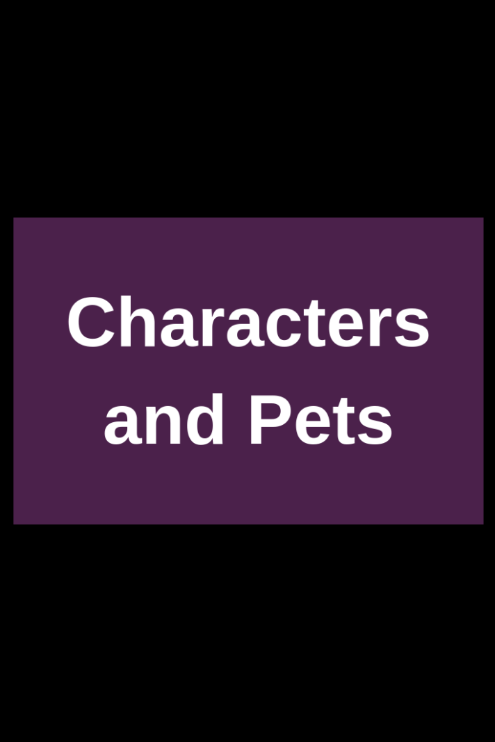 characters-pets